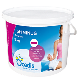 ph minus poudre